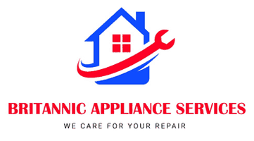 Another impeccable image of our one of a kind logo here at Britannic Appliance Services